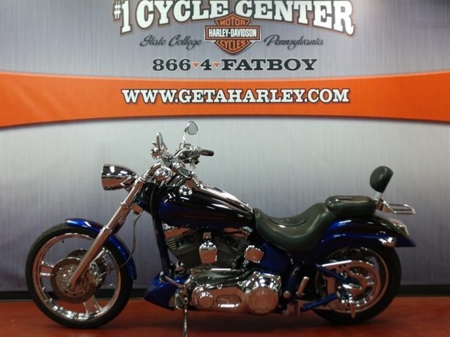 2004 HD FXSTDSE2 at #1 Cycle Center Harley-Davidson