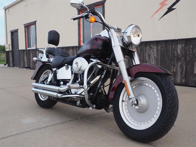 2006 Harley-Davidson Softail Fat Boy at Loess Hills Harley-Davidson