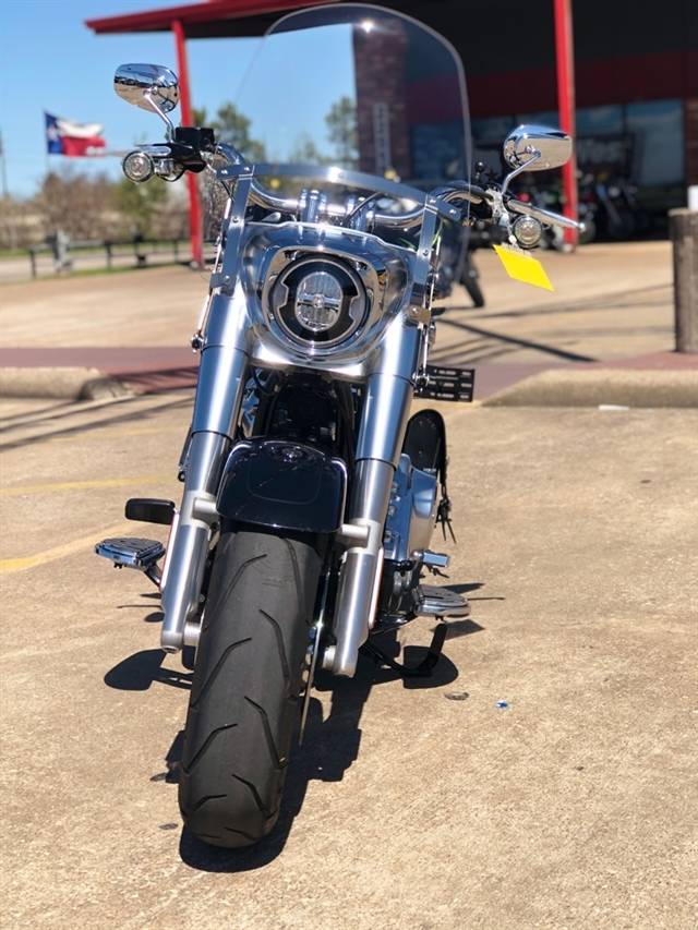 2018 Harley-Davidson Softail Fat Boy 114 at Wild West Motoplex