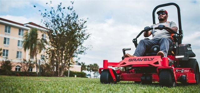 2020 Gravely Pro-Turn 100 52 Kawasaki FX691V at Bill's Outdoor Supply