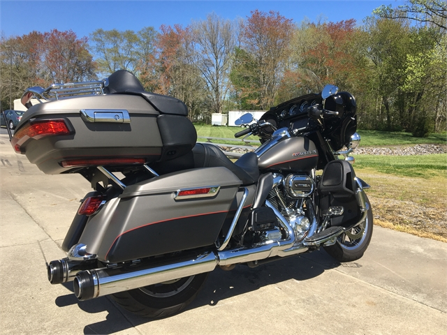 2018 Harley-Davidson Electra Glide Ultra Limited at Harley-Davidson of Asheville