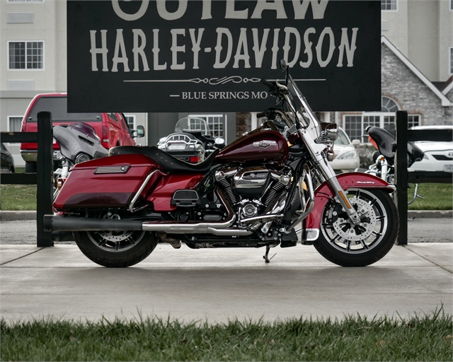 2019 Harley-Davidson Road King Base at Outlaw Harley-Davidson
