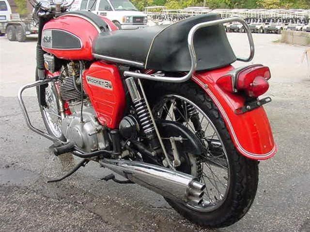 1970 BSA Rocket III at Brenny's Motorcycle Clinic, Bettendorf, IA 52722