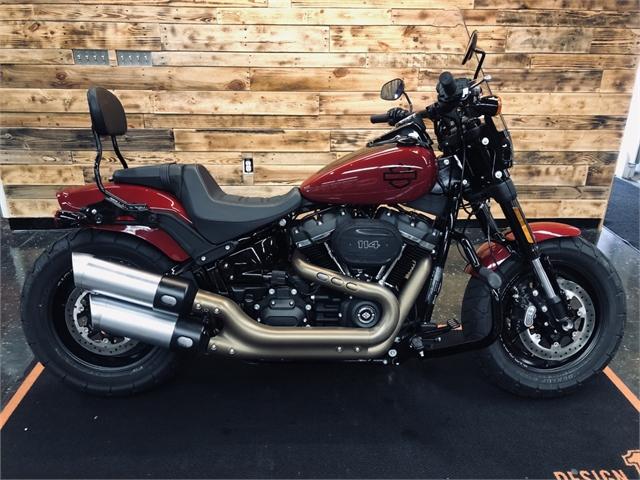 2021 Harley-Davidson Cruiser Fat Bob 114 at Holeshot Harley-Davidson