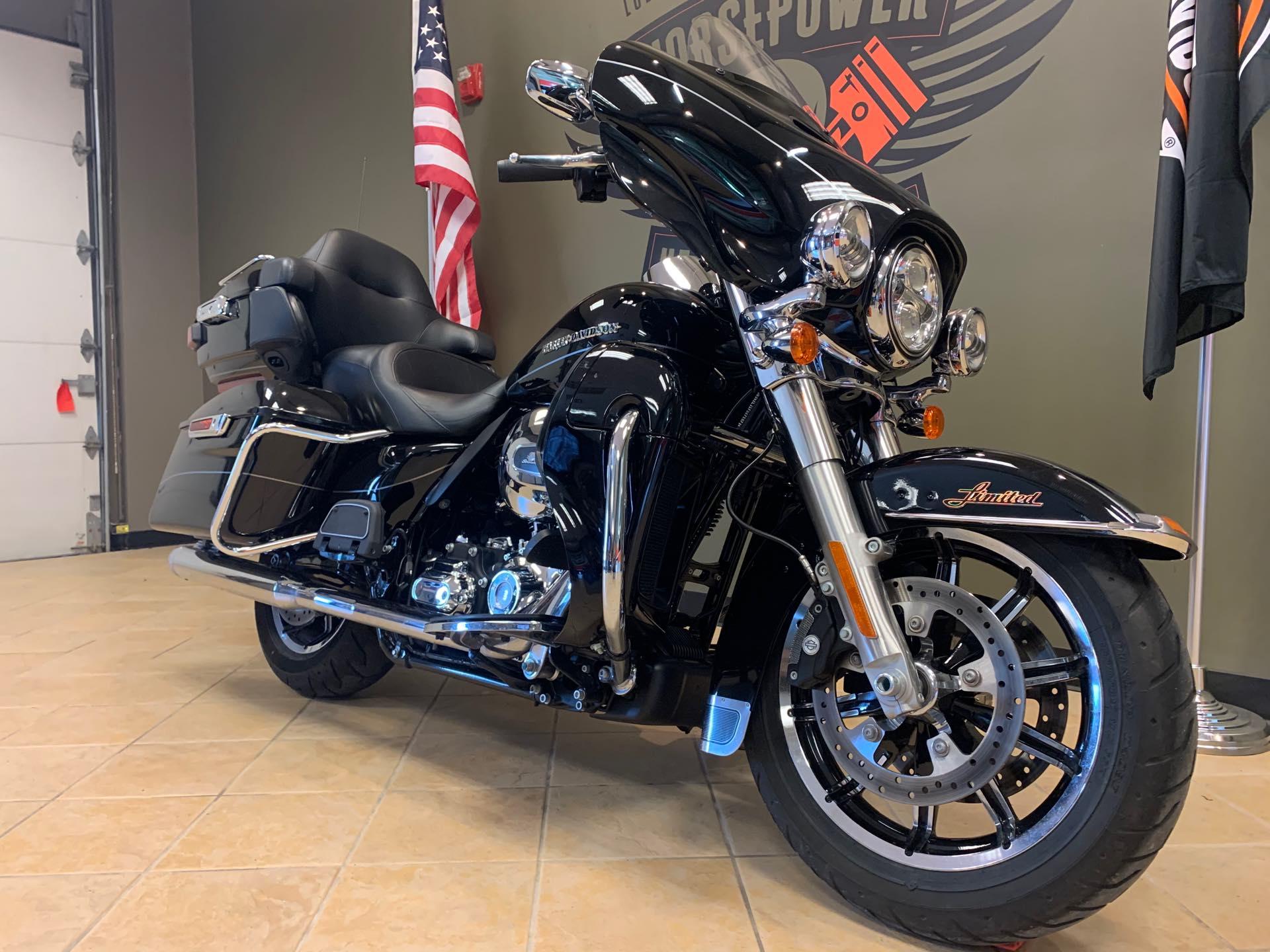 2015 Harley-Davidson Electra Glide Ultra Limited at Loess Hills Harley-Davidson