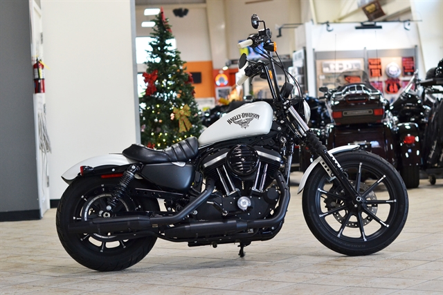 2018 Harley-Davidson XL883N at Destination Harley-Davidson®, Tacoma, WA 98424