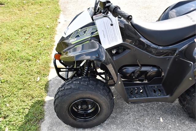 2022 Kawasaki KFX 90 at Thornton's Motorcycle - Versailles, IN