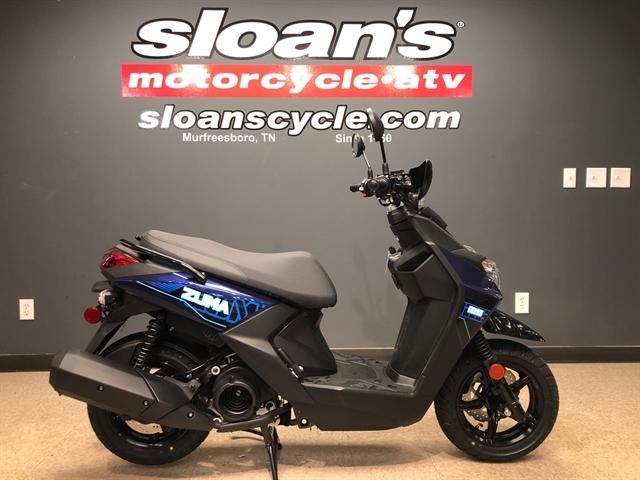 2020 Yamaha Zuma 125 at Sloans Motorcycle ATV, Murfreesboro, TN, 37129