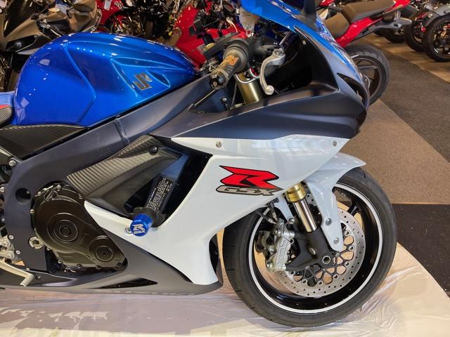 2011 Suzuki GSX-R 750 at Martin Moto