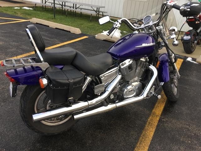 2002 HONDA SHADOW 1100 SPIRIT at Randy's Cycle, Marengo, IL 60152