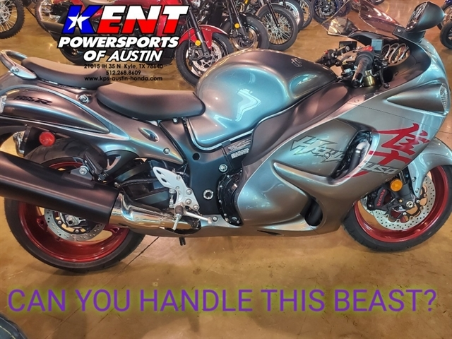 2019 Suzuki Hayabusa 1340 at Kent Powersports of Austin, Kyle, TX 78640