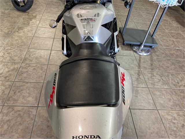 2005 Honda CBR 600RR at Ehlerding Motorsports