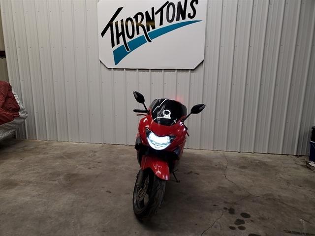 2000 HONDA CBR600 at Thornton's Motorcycle - Versailles, IN