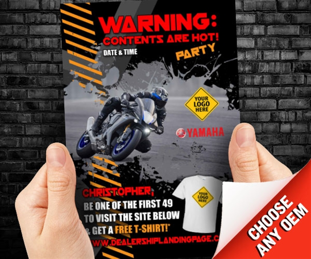 Warning: Contents Are Hot! Party  at PSM Marketing - Peachtree City, GA 30269