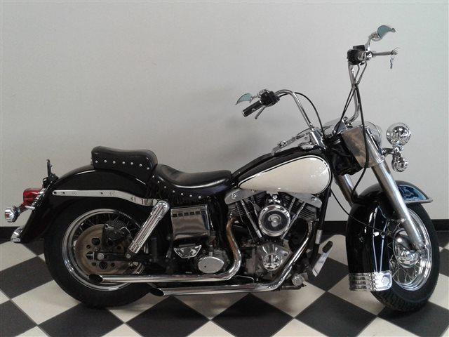 1983 Harley-Davidson FLH at Deluxe Harley Davidson