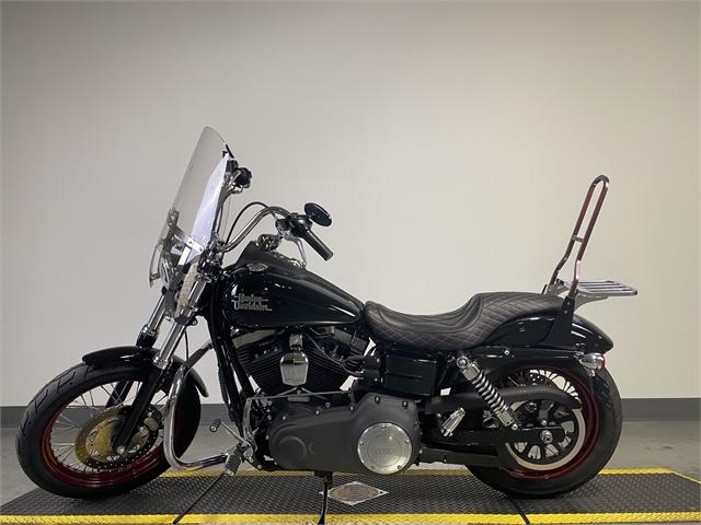 2015 Harley-Davidson Dyna Street Bob at Worth Harley-Davidson