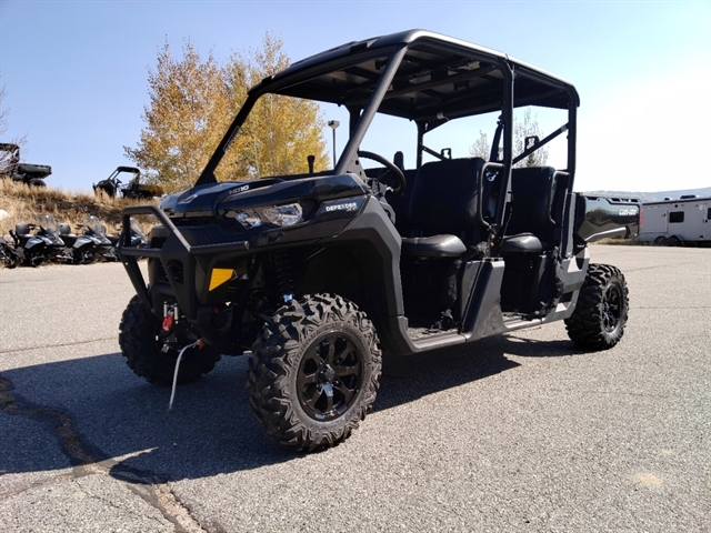 2021 Can-Am Defender MAX XT HD10 at Power World Sports, Granby, CO 80446