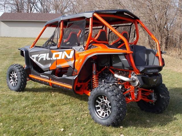 2020 Honda Talon 1000X-4 FOX Live Valve at Nishna Valley Cycle, Atlantic, IA 50022