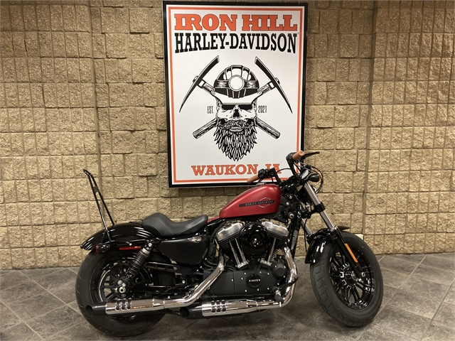 2019 Harley-Davidson Sportster Forty-Eight at Iron Hill Harley-Davidson