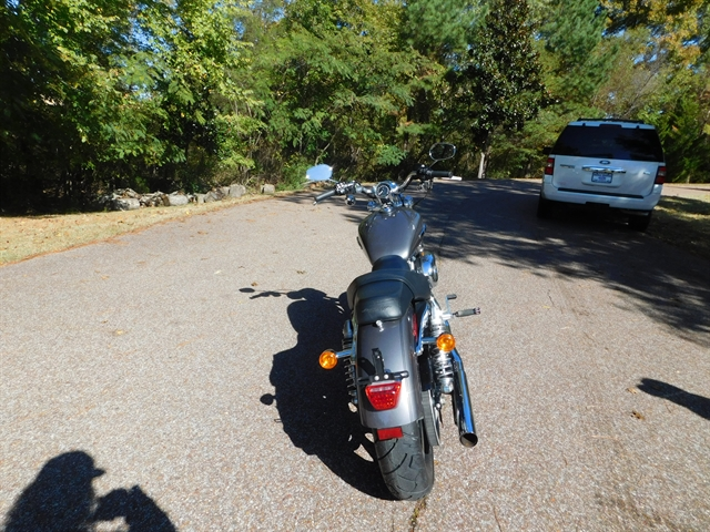 2016 Harley-Davidson Sportster 1200 Custom at Bumpus H-D of Collierville