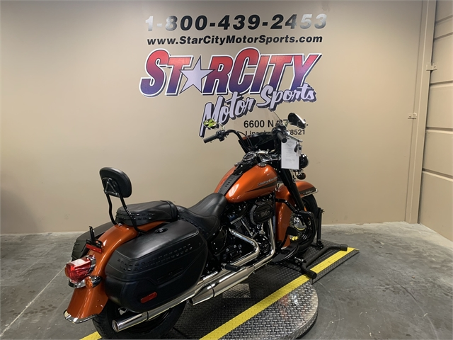 2020 Harley-Davidson Touring Heritage Classic 114 at Star City Motor Sports