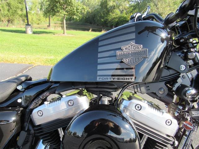2018 Harley-Davidson Sportster Forty-Eight at Conrad's Harley-Davidson