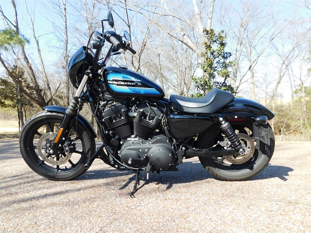 2019 Harley-Davidson Sportster Iron 1200 at Bumpus H-D of Collierville