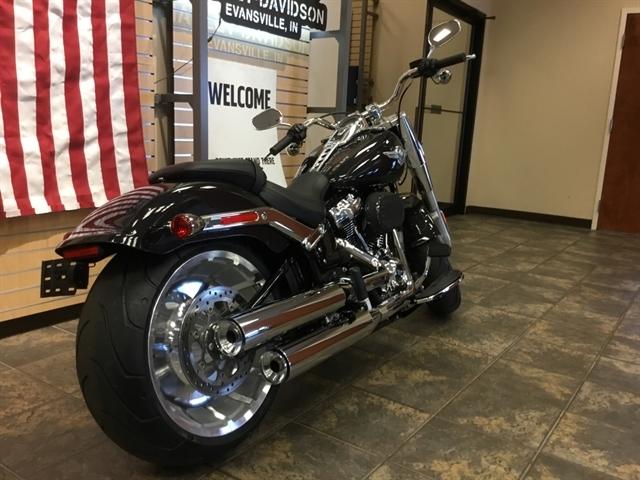 2021 Harley-Davidson Cruiser FLFBS Fat Boy 114 at Bud's Harley-Davidson
