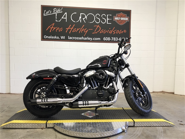 2019 Harley-Davidson Sportster Forty-Eight at La Crosse Area Harley-Davidson, Onalaska, WI 54650