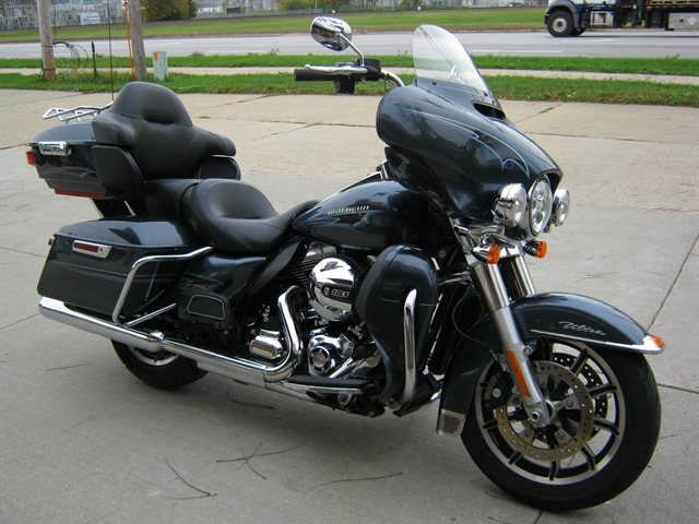 2015 Harley-Davidson Ultra Classic at Brenny's Motorcycle Clinic, Bettendorf, IA 52722
