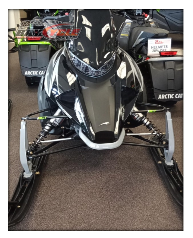2019 Arctic Cat ZR6000 137 LTD ES IACT at Bay Cycle Sales