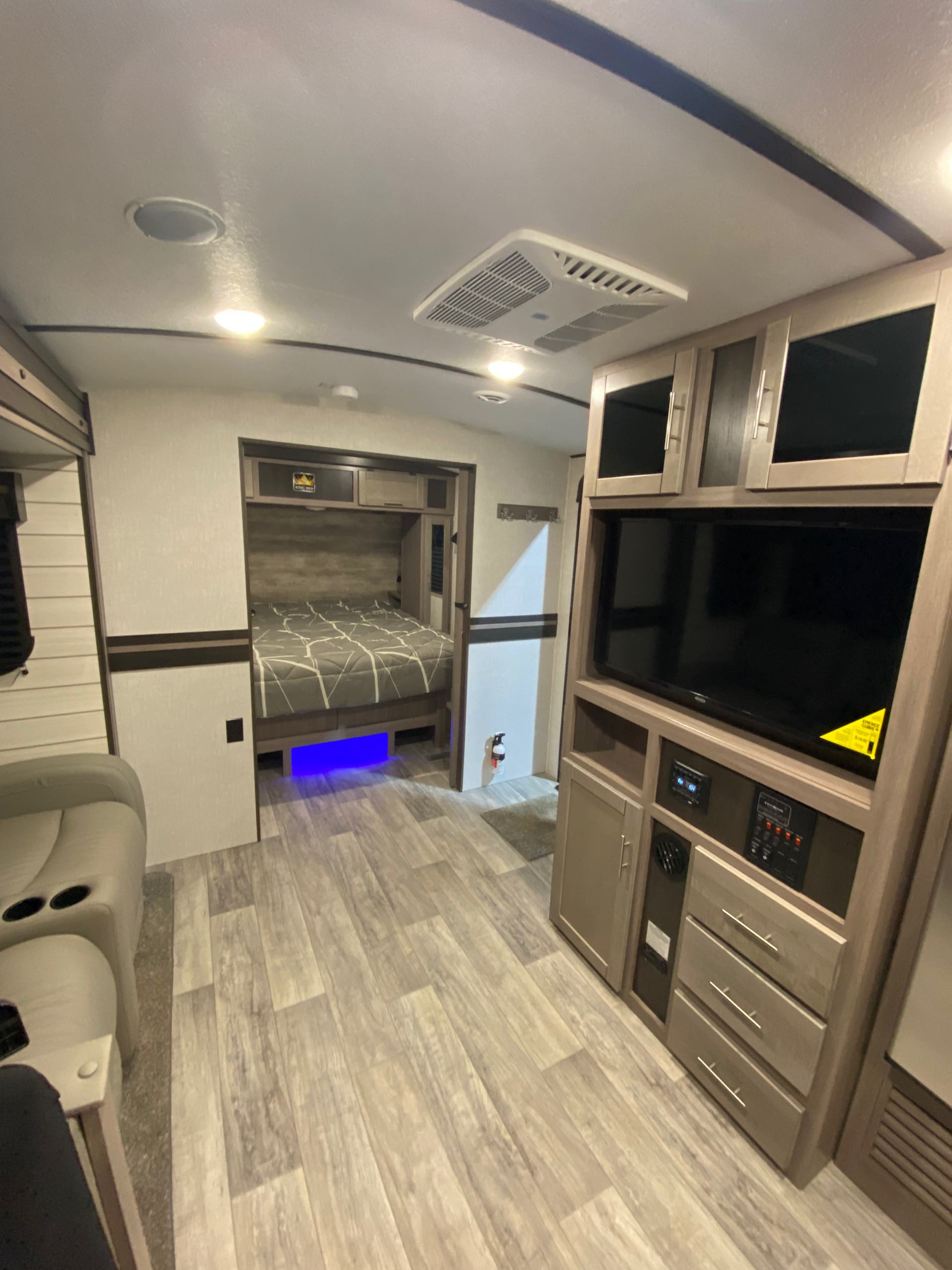 2022 CrossRoads Sunset Trail Super Lite SS253RB at Lee's Country RV