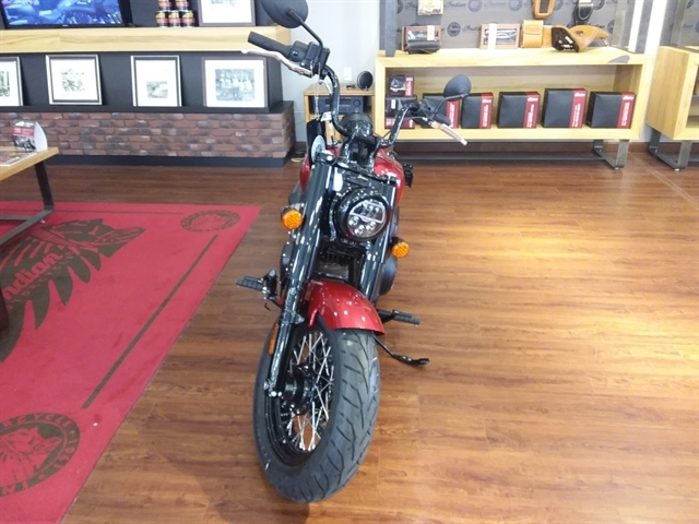 2022 Indian Motorcycle Chief Bobber at Brenny's Motorcycle Clinic, Bettendorf, IA 52722