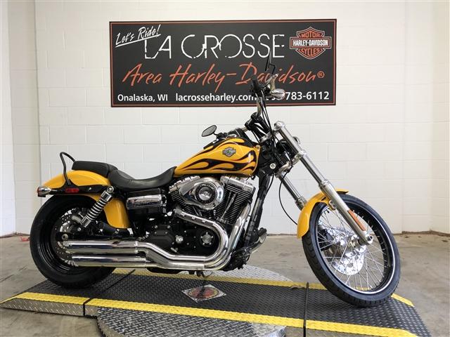 2011 Harley-Davidson Dyna Glide Wide Glide at La Crosse Area Harley-Davidson, Onalaska, WI 54650