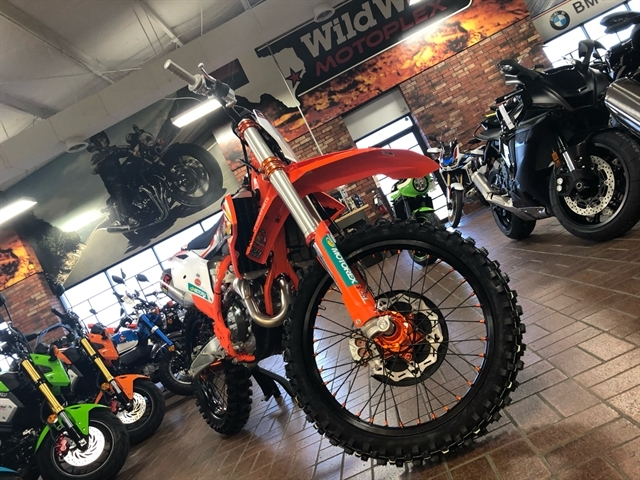 2021 KTM SX 450 F at Wild West Motoplex