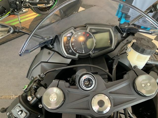 2020 Kawasaki Ninja ZX-6R Base at Jacksonville Powersports, Jacksonville, FL 32225