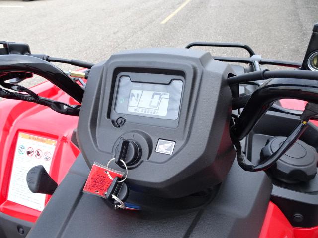 2018 Honda FourTrax Rancher 4X4 Manual Shift at Genthe Honda Powersports, Southgate, MI 48195