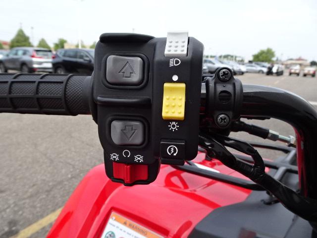 2018 Honda FourTrax Rancher 4X4 at Genthe Honda Powersports, Southgate, MI 48195