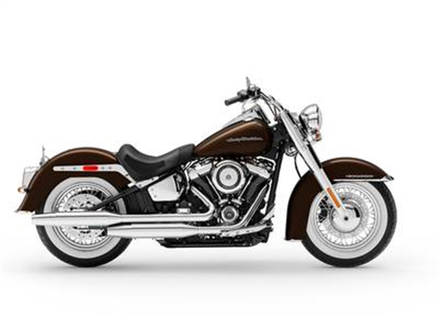 2019 Harley-Davidson Softail Deluxe at Harley-Davidson® of Atlanta, Lithia Springs, GA 30122