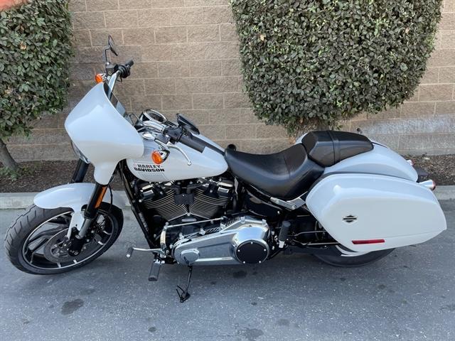 2021 Harley-Davidson Cruiser FLSB Sport Glide at Fresno Harley-Davidson