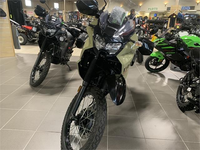 2022 Kawasaki KLR 650 at Star City Motor Sports