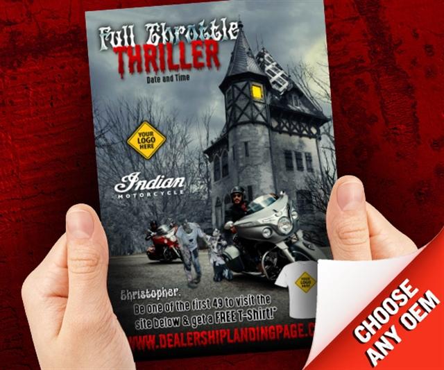 Full Throttle Thriller  at PSM Marketing - Peachtree City, GA 30269