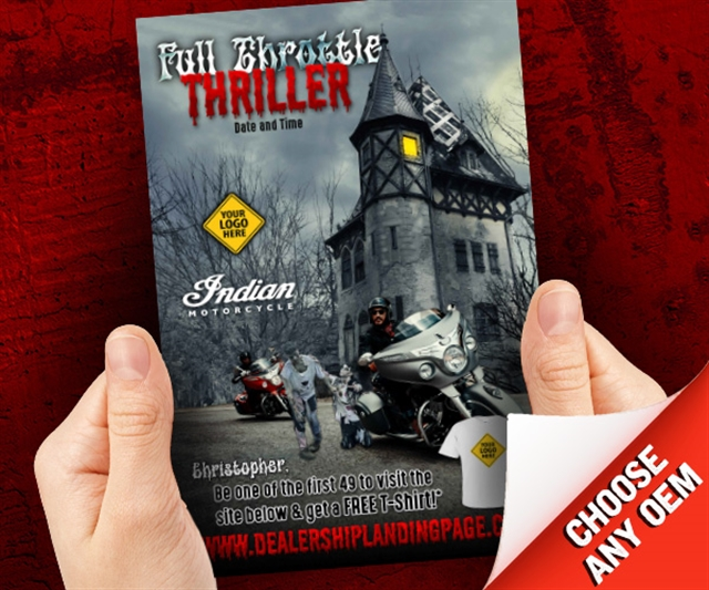 Full Throttle Thriller  at PSM Marketing - Peachtree City, GA 30269