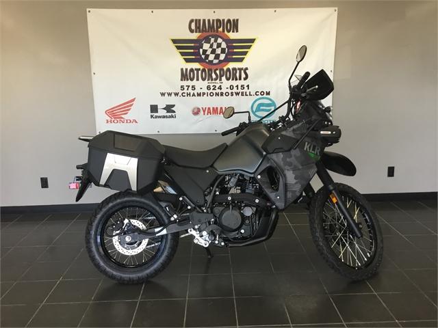 2022 Kawasaki KLR 650 ABS at Champion Motorsports