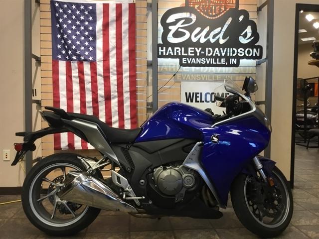 2012 Honda VFR 1200F at Bud's Harley-Davidson