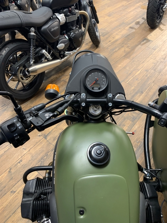2018 Ural Motorcycles GEAR UP AIR GEAR UP at Youngblood Powersports RV Sales and Service