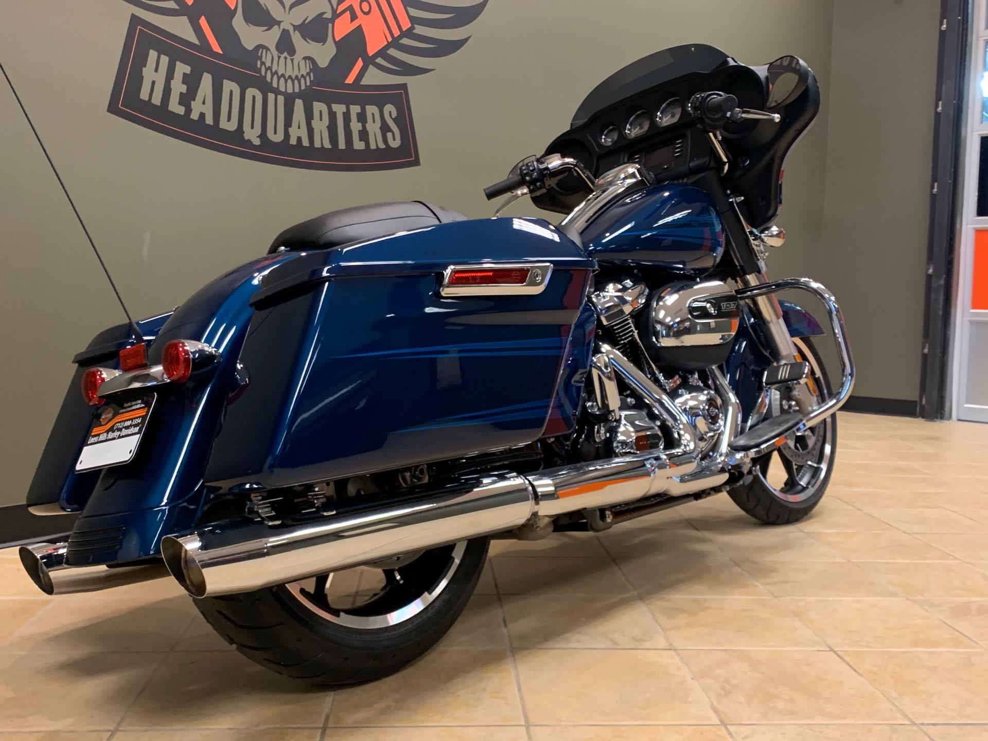 2020 Harley-Davidson Touring Street Glide at Loess Hills Harley-Davidson