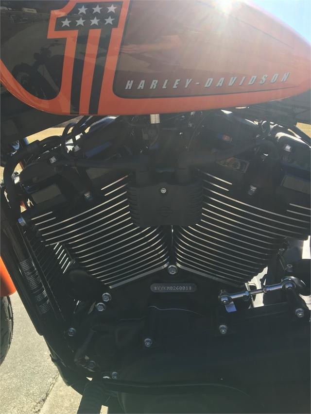 2021 Harley-Davidson Cruiser FXBBS Street Bob 114 at Harley-Davidson of Asheville