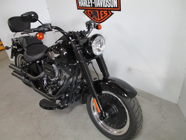 2016 Harley-Davidson S-Series Fat Boy at Suburban Motors Harley-Davidson