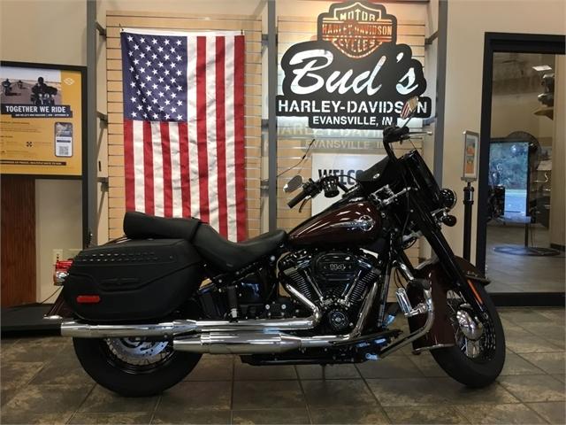 2018 Harley-Davidson Softail Heritage Classic 114 at Bud's Harley-Davidson